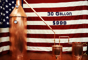100 Gallon Complete Moonshine / Liquor Still