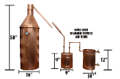 30 gallon still, copper pot stills, home distillery, home moonshiners, moonshine kit, liquor still, whiskey still