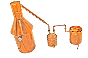 The Distillery Network offers copper moonshine stills at affordable